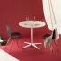 maxdesign stratos stoel houten poten