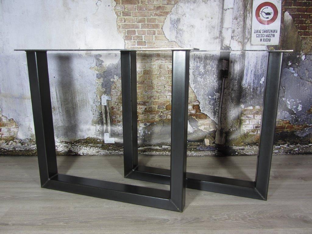 Industrieel Tafel Onderstel : Industriële tafelonderstel u standaard onderstellen tafels mv
