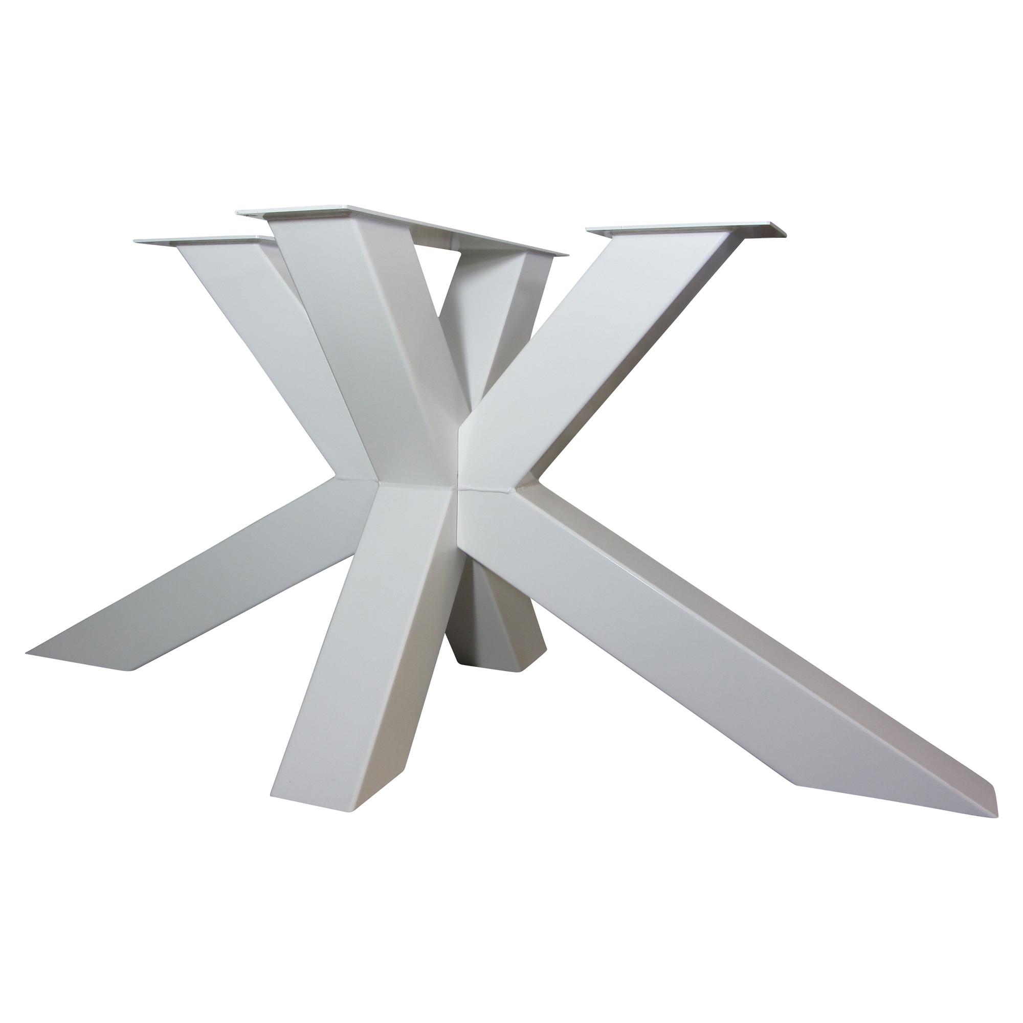Industri le tafelonderstel matrix zwaar onderstellen for Tafel samenstellen