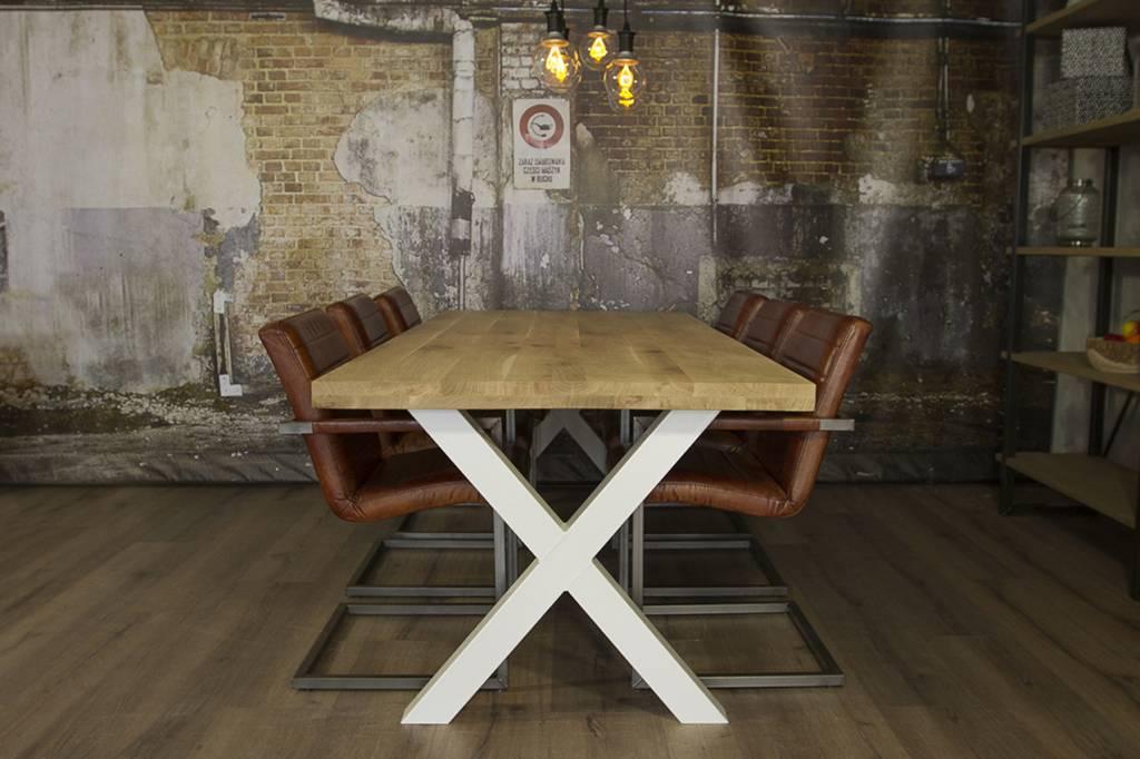 Industriele Tafel Poten : Industriele tafel poten ronde industri le tafel dundee