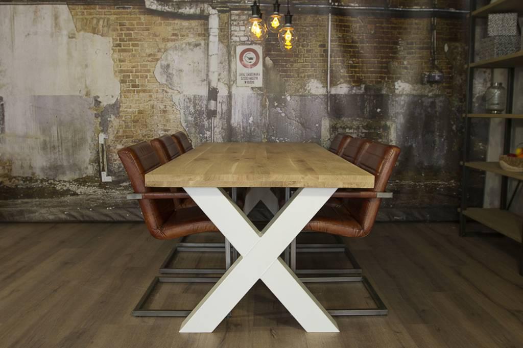 Eiken Tafel Schoonmaken : Witte houten tafel schoonmaken houten tafel schoonmaken groene