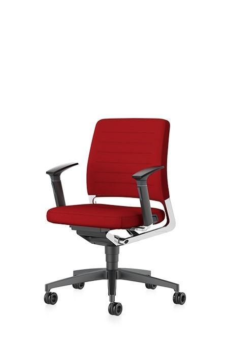 Interstuhl bureaustoel vintage 16v2 en 16v7 mv kantoor for Bureaustoel vintage