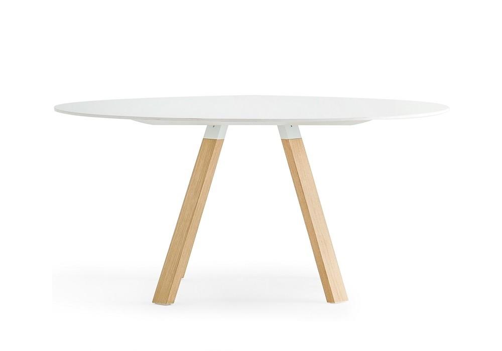 Ronde tafel arki 139cm ronde tafels mv kantoor