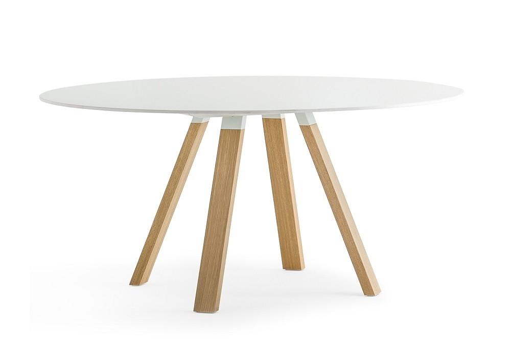 Ronde tafel arki Ø tafel zelf samenstellen mv kantoor