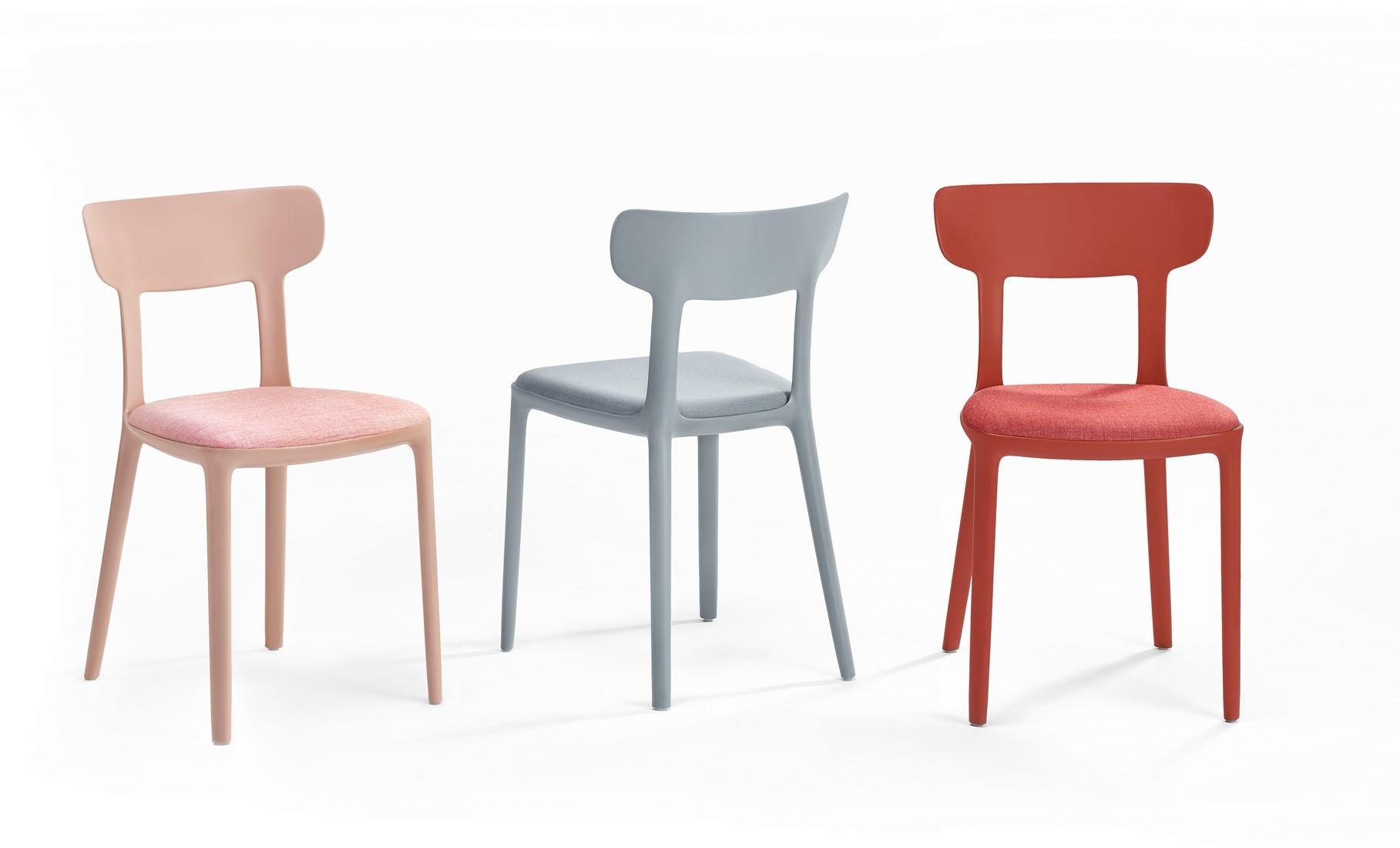 Canova design stoel kantinestoelen mv kantoor