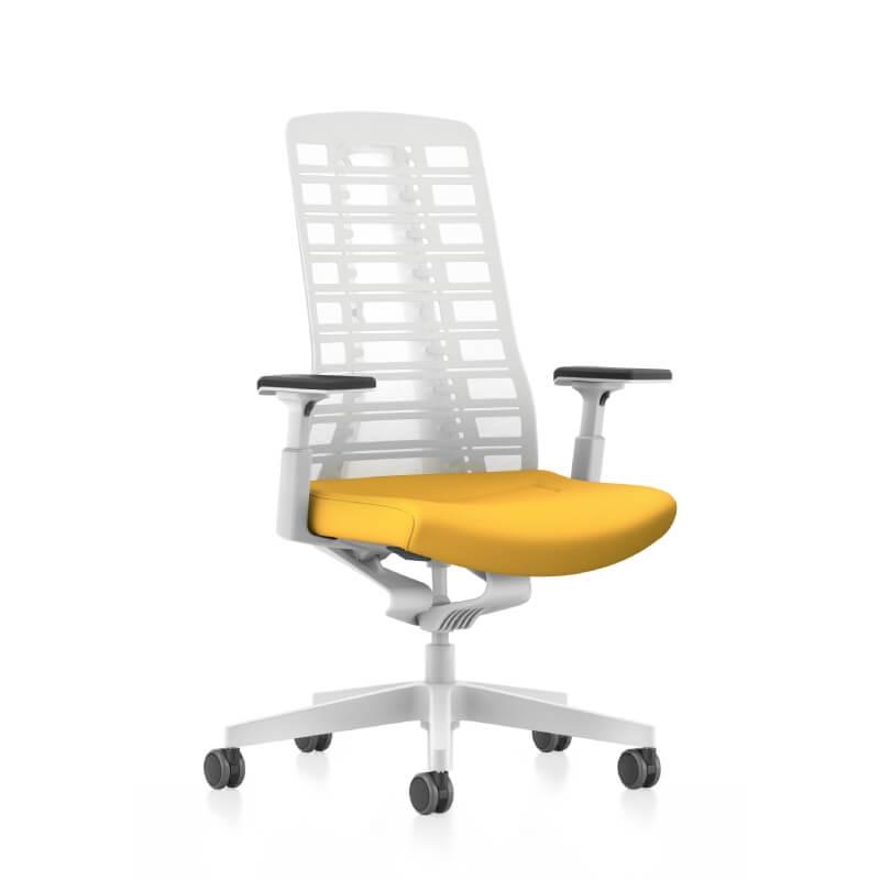 Bureaustoel De Wit.Actiemodel Bureaustoel Pure 113 Bureaustoelen Kopen Mv Kantoor