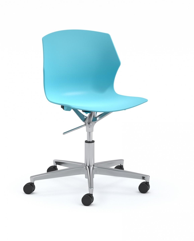Bureaustoel frill no frill bureaustoel kopen mv kantoor for Bureau stoel