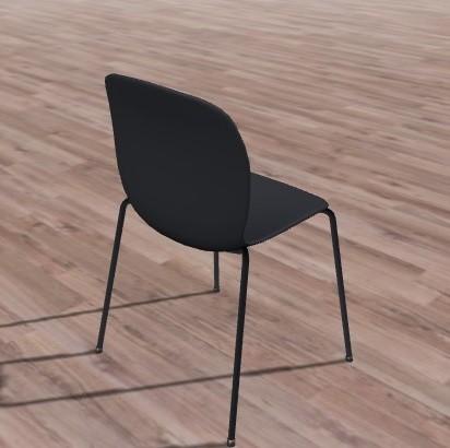 Comfortabele stoel noor 6050 kantinestoelen kantine - Comfortabele stoel ...