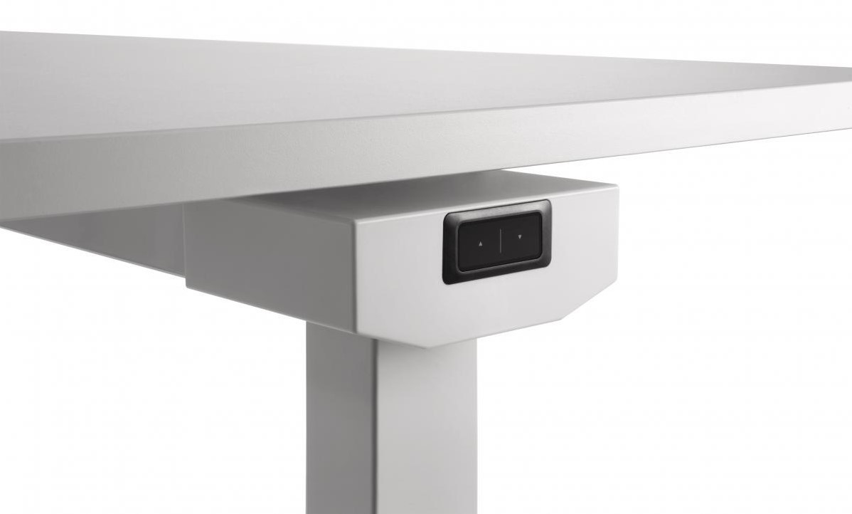Limited edition nr deze in hoogte verstelbare tafel is