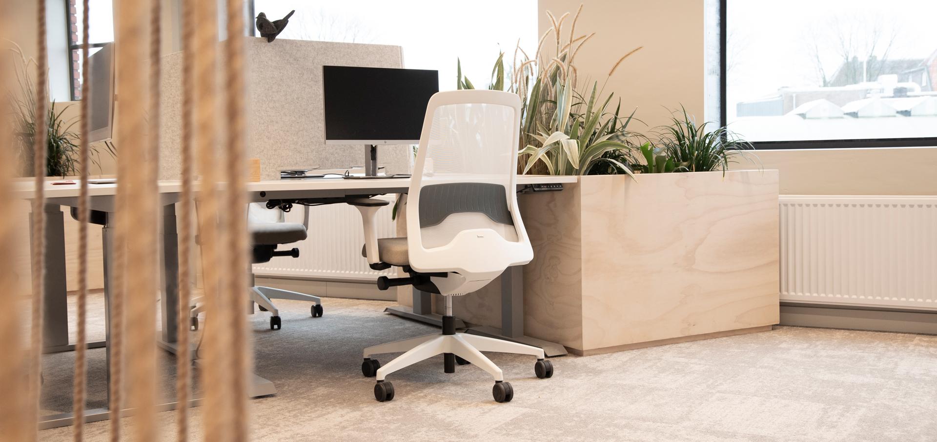 Duurzame stoelen voor in een circulaire kantoorinrichting