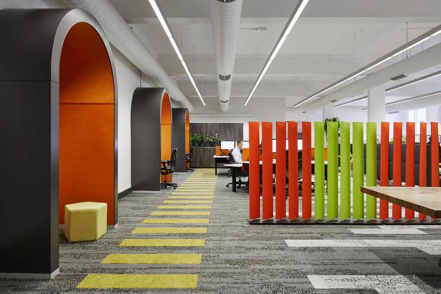 4 tips voor een moderne kantoorinrichting
