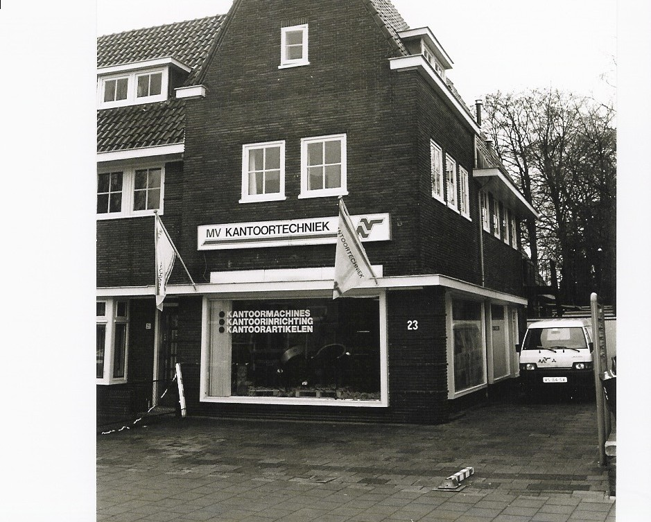 MV Kantoor bestaat 35 jaar