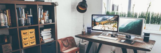 6 tips voor het inrichten van een klein kantoor