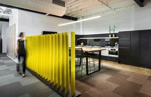 De 5 designtrends in kantoormeubilair