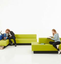 ADX stevige loungebanken