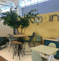 Modern project meubilair bij Spoinq