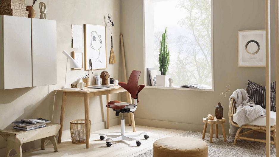 Duurzame bureaustoelen