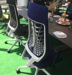 Nieuwe collectie bureaustoelen