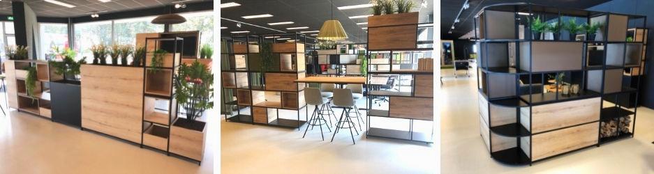 Modulaire meubel Flexwall