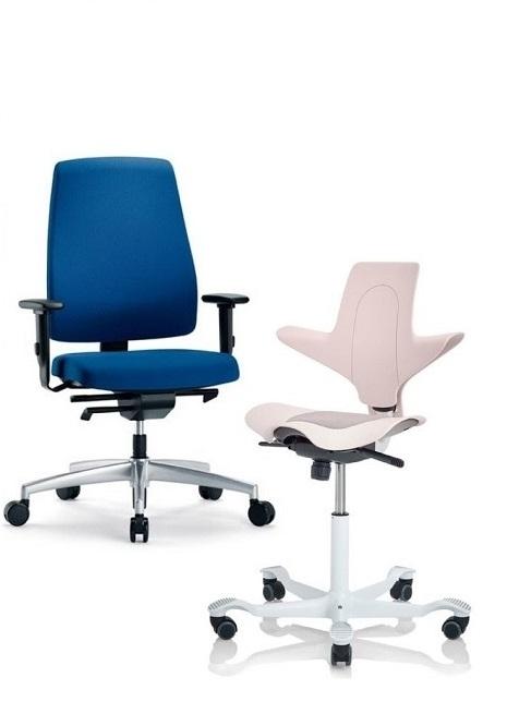 Bureaustoelen kiezen