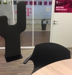 Kantoorinrichting T-Mobile