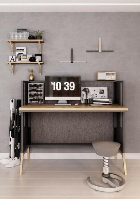 Zit sta bureau thuis